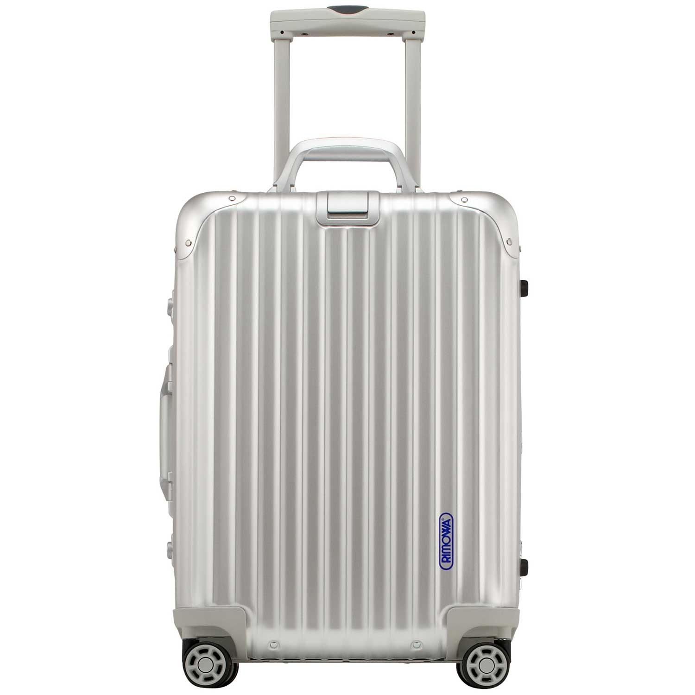 suitcase  the pineapple traveler - rimowa